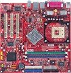 MSI 865GM3 MS-7037 ver. 1 Socket 478 Intel Bare Motherboard