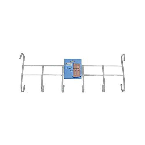 60 Packs of Over-the-door hook rack by bulk buys