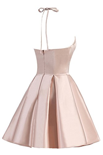 A TBGirl Strap Blush Dress Mini Cocktail Sleeveless Homecoming Party Dresses Cute Short ZRwrZqav