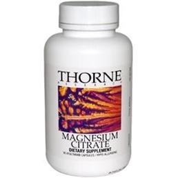 Magnesium Citrate 90 capsules by Thorne Research