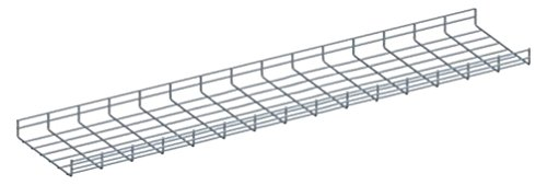 Quest Manufacturing Wire Mesh Cable Tray, 5