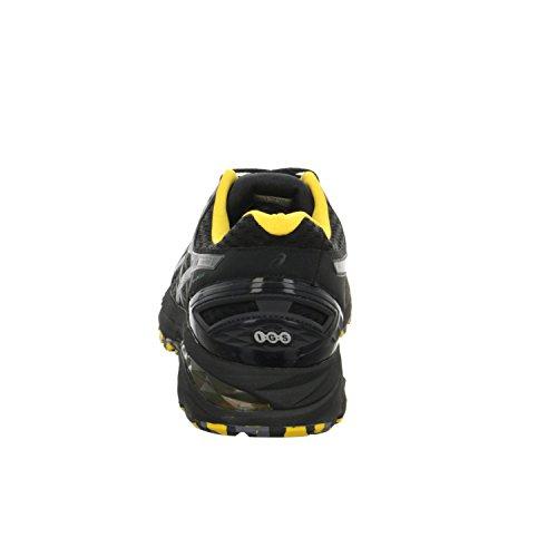 Asics Hommes Plasma Sport Chaussures Piste 2000 5 De Garde Noir Gt UUXnPqdAr