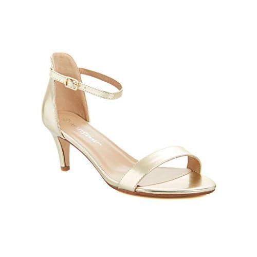 Charles Albert Wide Width Dress Sandals