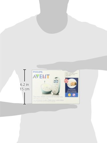 Philips Avent DECT Baby Monitor with Temperature Sensor by Philips AVENT (Image #12)