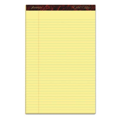 TOP20030 United STATIONERS (OP) Writing Pads Legal Wide Rule 50SH Canary 1/DZ