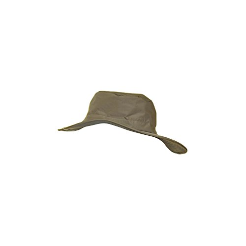 Frogg Toggs Waterproof Breathable Bucket Hat, Stone, Adjustable]()