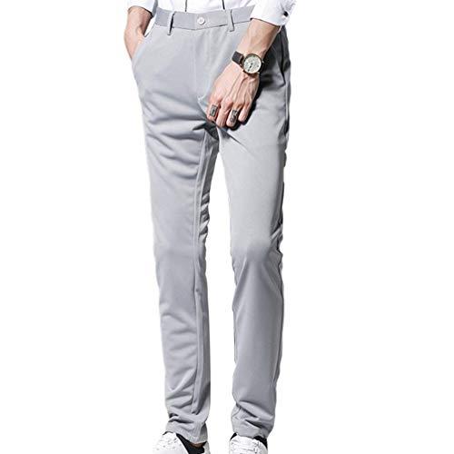 Casual Costume Loisir Droite Affaires Et Pants Automne Printemps Jambe Slim Vintage Huixin Classique Hommes Denim w8zqxnqC6S