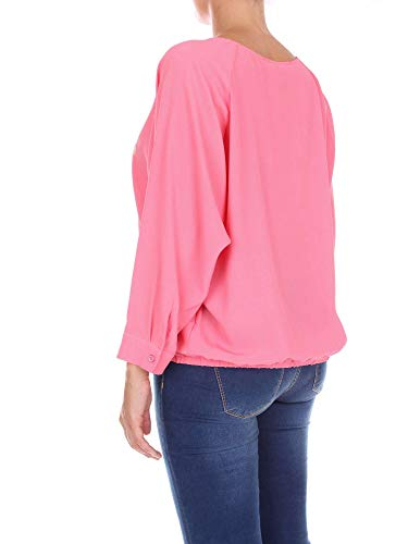 Moschino Mujer Wcc6901t9426 Camisa Fucsia Love x17AZdAw