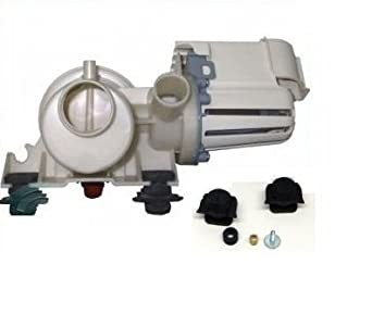 Kenmore Elite He3t Washer Drain Pump Assembly 12801879