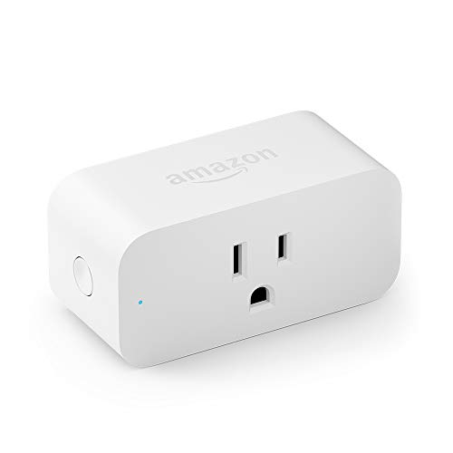 Amazon Smart Plug, works with Alexa (Best Uses For Echo Dot)