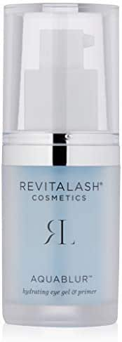 RevitaLash Cosmetics, Aquablur Hydrating Eye Gel & Primer, Hypoallergenic & Cruelty Free