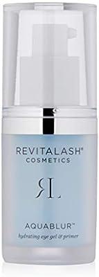 RevitaLash Cosmetics, Aquablur Hydrating Eye Gel & Primer, Hypoallergenic & Cruelty Free
