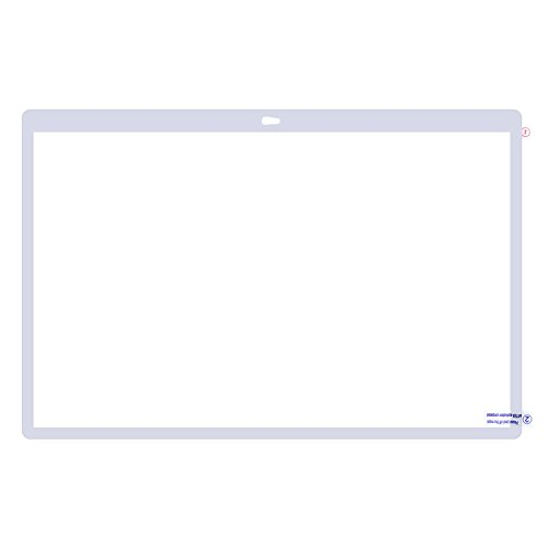 MOSISO Screen Protector Compatible 2018 MacBook Air 13 A1932 Retina Disaply / 2018 2017 2016 MacBook Pro 13 A1989 A1706 A1708, Anti-Scratch Ultra-Thin HD LCD Film with Silver Frame, Transparent Clear