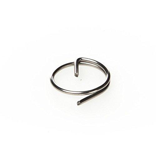 MARINOX 5 x Ringsplint | 10 - 25 mm | V4A