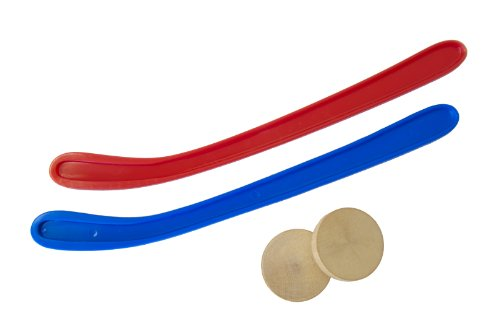 Hockey Puck Stick - Carrom 042.51 Nok Hockey Equipment Set