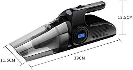 SACYSAC Wireless tenuto in Mano aspirapolvere, Forte aspirazione 5000PA, Portatile Secco/Umido aspirapolvere