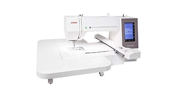 Janome Memory Craft 550e - Máquina de coser: Amazon.es: Hogar