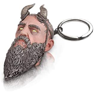 Amazon.com: God of War 4 Keychain: Clothing