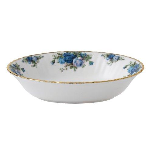 Rose Oval Vegetable Bowl - 4