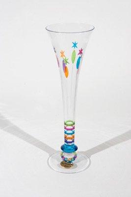 Starlight Fizz Champagne Flute with - Starlight Champagne