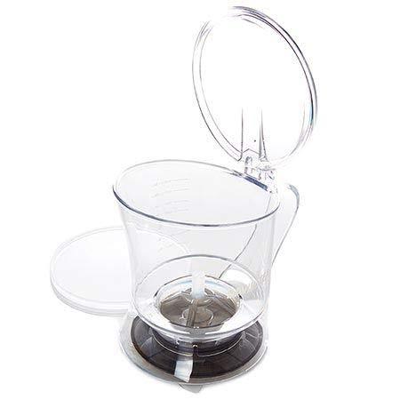 DAVIDsTEA Tea Steeper for Loose Tea with Lid, Bottom Dispensing Tea Infuser (36 oz / 1 L)