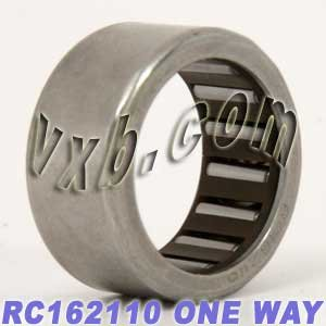 """RC162110 One Way Needle Roller Bearing//Clutch 1/""""x1 5//16/""""x 5//8/"""" inch Backstop"""