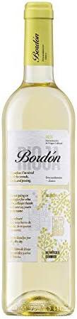 Pack Bordón Blanco Vino D.O.Ca Rioja (6 Botellas)