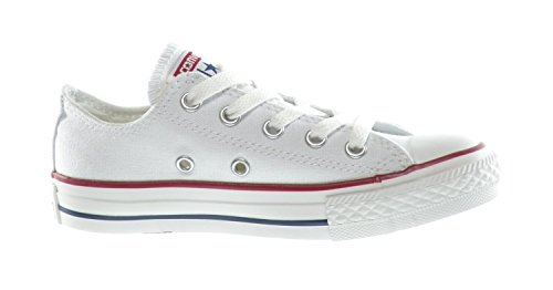 Converse C/T All Star OX Little Kids Fashion Sneakers White 3q490-3 - Boys White Converse