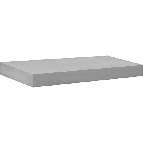 22.5 Inch Big Boy Shelf (Silver) (22.5''H x 2''W x 10''D)