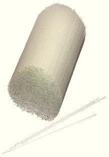 CHEMGLA - Tubes- Capillary Spotting- TLC- Len 8''- Approxim ately 1300 pcs per package, EA1