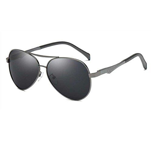 2 Coolsir de Gafas Gafas Lente polarizada Sol Bloqueador de Solar de Las piloto Lentes Sol Vendimia la Providethebest de Gafas Conducción Protección UV de gwYgfq