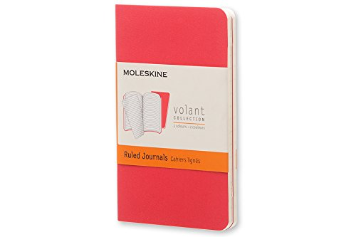Moleskine Volant Journal, Soft Cover, XS (2.5