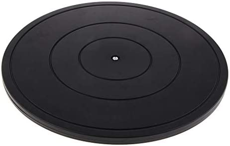 モニター ターンテーブル 回転台 360度回転 耐荷重25kg 陶器回転台 粘土 陶芸ツール