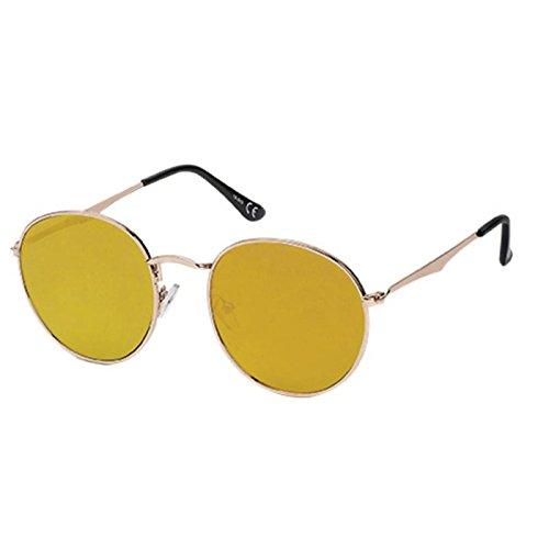 Chic-Net gafas de sol gafas de aviador Panto Ronda 400 web ...