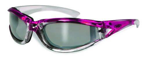 Global Vision Flash Point Pink Sunglasses - One Size