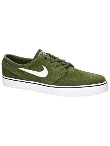 Nike - Zapatillas para hombre multicolor 40 verde