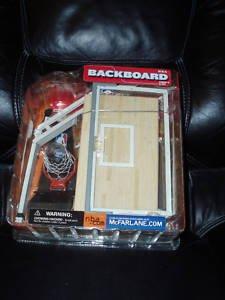 McFarlane Toys NBA Collectors Club Exclusive NBA Backboard by McFarlane