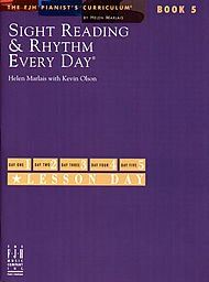 Bush Milano Harvest - Sight Reading & Rhythm Every Day!, Book 5