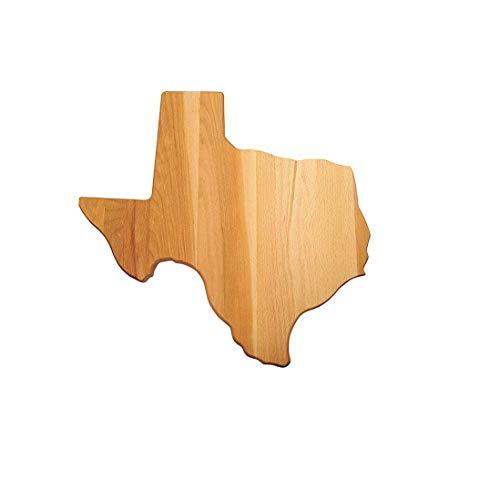 (Catskill Craftsmen 13941 Texas Shaped Cutting Board, One Size, Wood)