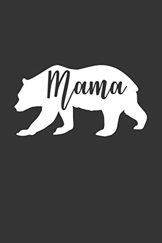 Pdf Relationships Mama: Blank Lined Notebook to Write In for Notes, To Do Lists, Notepad, Journal, Funny Gifts for Mom, Mama Bear
