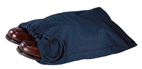 Joe's USA(tm) - Cotton Shoe Bags in 3 Colors - Qty of 12 by Joe's USA (Image #2)