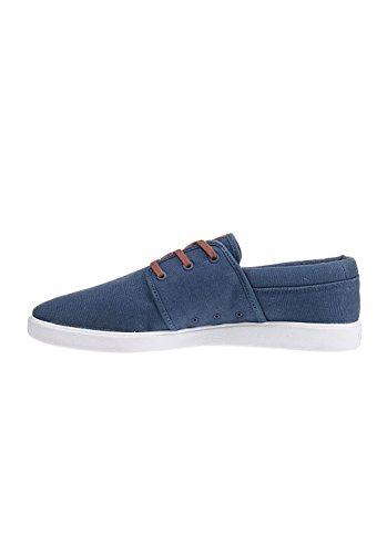 Camel da Shoes Uomo Herren Navy DC Scarpe Bleu Schuhe Skateboard DC Haven xPwYaqAdwO