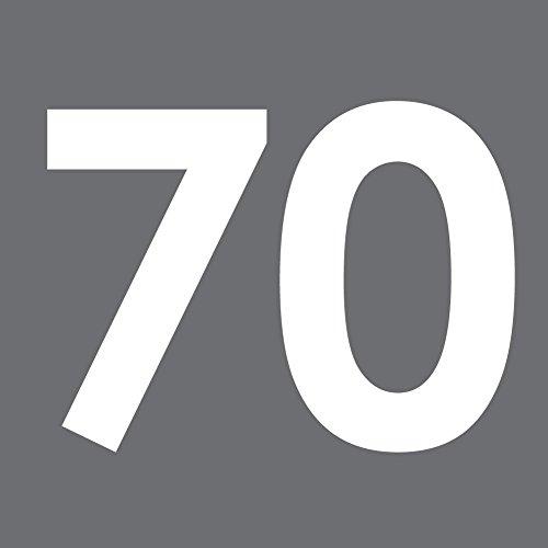 70th Birthday Mens Shirt, Seventieth Birthday Gifts for Him Funny, Gray, Medium