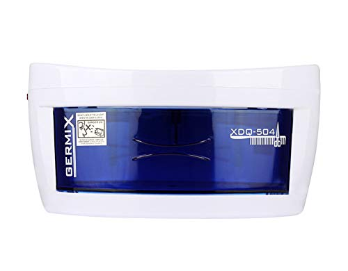 UV Mini Sterilisers Disinfection Box - Beauty Salon Tools UV Disinfector Sterilizer Cabinet,Suitable for Scissors, Baby Bottles, Toys, Towels and Many More (Best Baby Bottle Steriliser)
