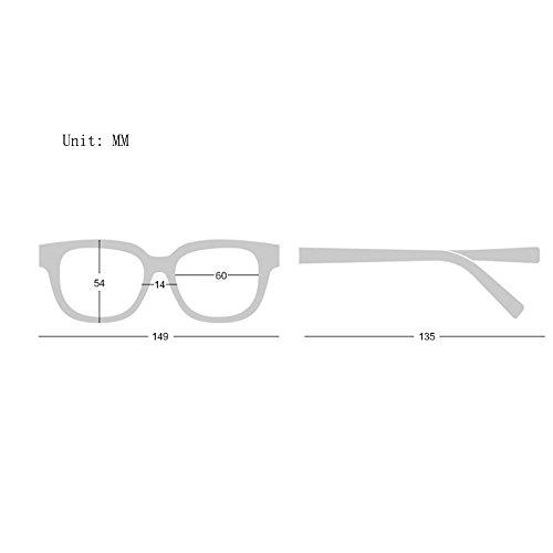 polarizadas Gafas Conducción B Playa de solar ZHIRONG Ms Protección Viajes E sol Color UV luz de Gafas gafas Protección 0pnPxwqF