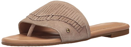 UGG Women's Binx Flat Sandal - Sand - 10 B(M) US