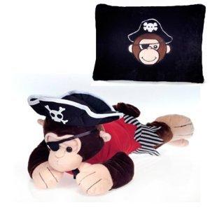 Fiesta Peek-a-Boo Plush 18'' Pirate (Peek A-boo Pirate)
