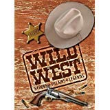 (Wild West Playing Card Deck)