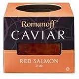 Romanoff Caviar Red Salmon Select