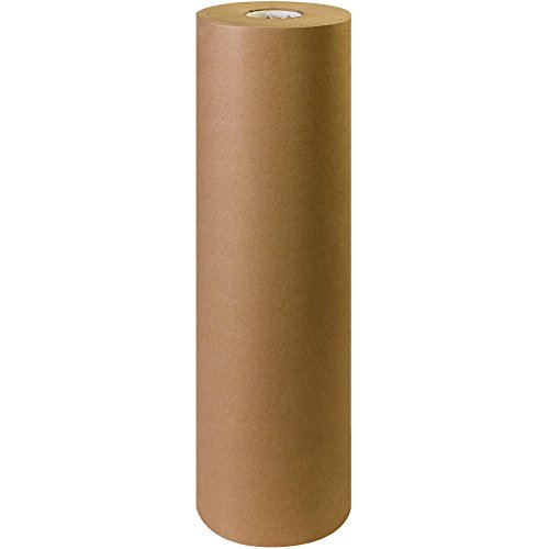 Tape Logic TLKP3060 Kraft Paper Rolls, 60#, 30'' by Tape Logic